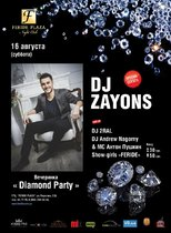 Diamond Party @ Feride Plaza