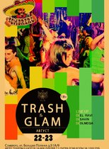 """Trash & Glam"" @ Sombrero Club"