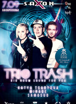 Trio Trash @ Saxon