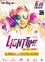 Light TIME by Dj Light @ Saxon