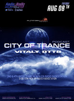 Podcast City Of Trance #004 With Vitaly Otto @ Radio Radiostation